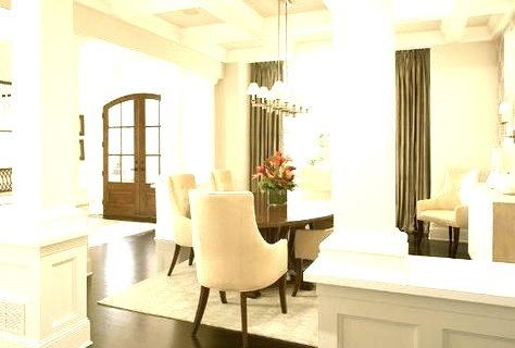 Graham Hill Road Residence Dining Room