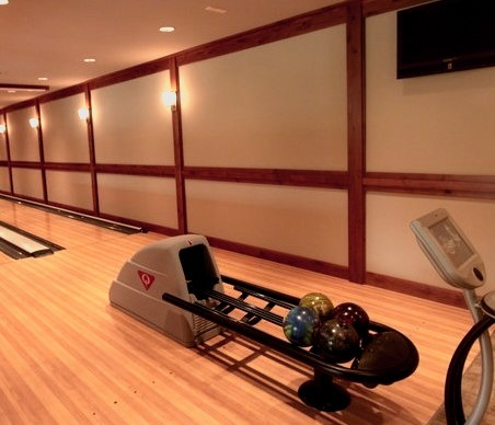 Qubica Amf Bowling Alley